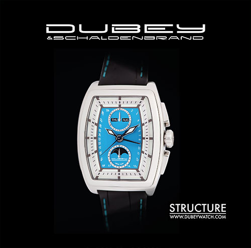 Dubey & Schaldenbrand Watches, available at Medawar