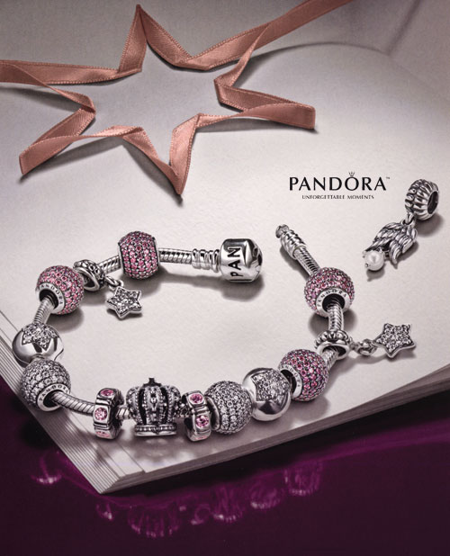 Pandora Jewelry For Women Offered By Medawar Fine Jewelers