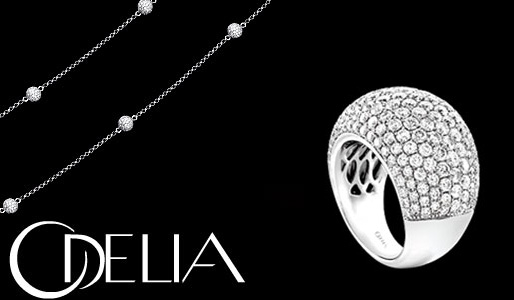 Odelia Fine Jewelry for Women Offered by Medawar Fine Jewelers
